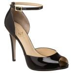 Shoe Fetish: Ivanka Trump Bulbi Patent Peep-Toe…