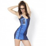 TARDIS Dress, Must Have!…
