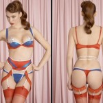 Happy 4th! From Agent Provocateur…