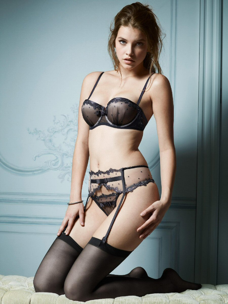 Featuring Barbara Palvin… Available at Victoria's Secret…