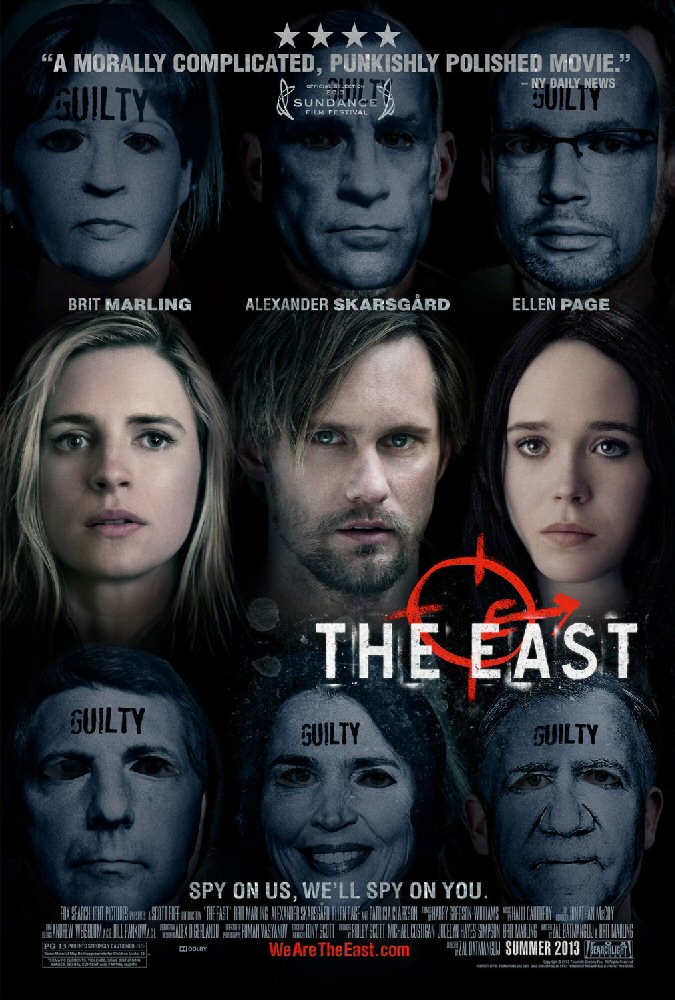 movie-the east