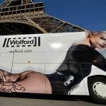 Wolford Défile Dans Paris!…