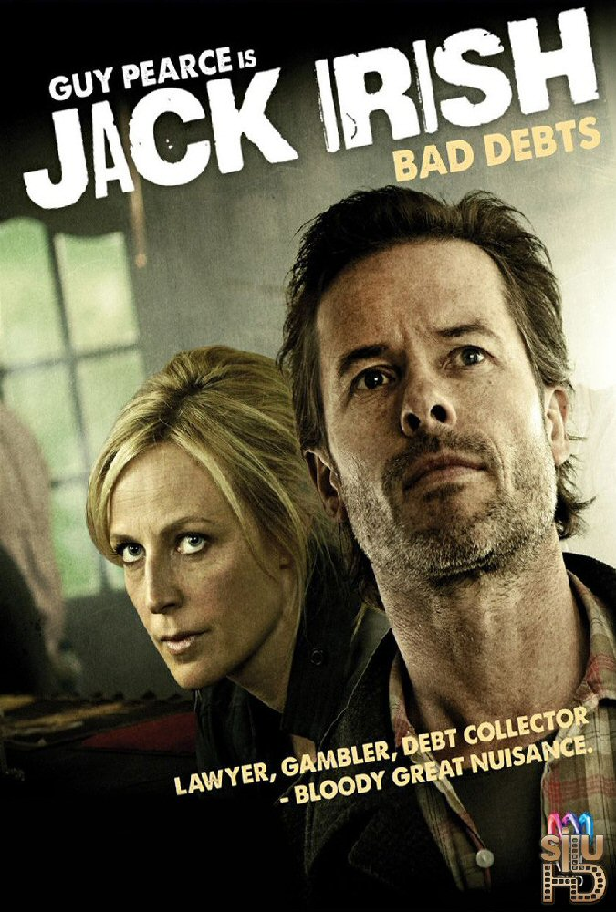 movie-jack irish 1 bad debts