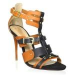 Shoe Fetish: Schutz Hardware Sandal…