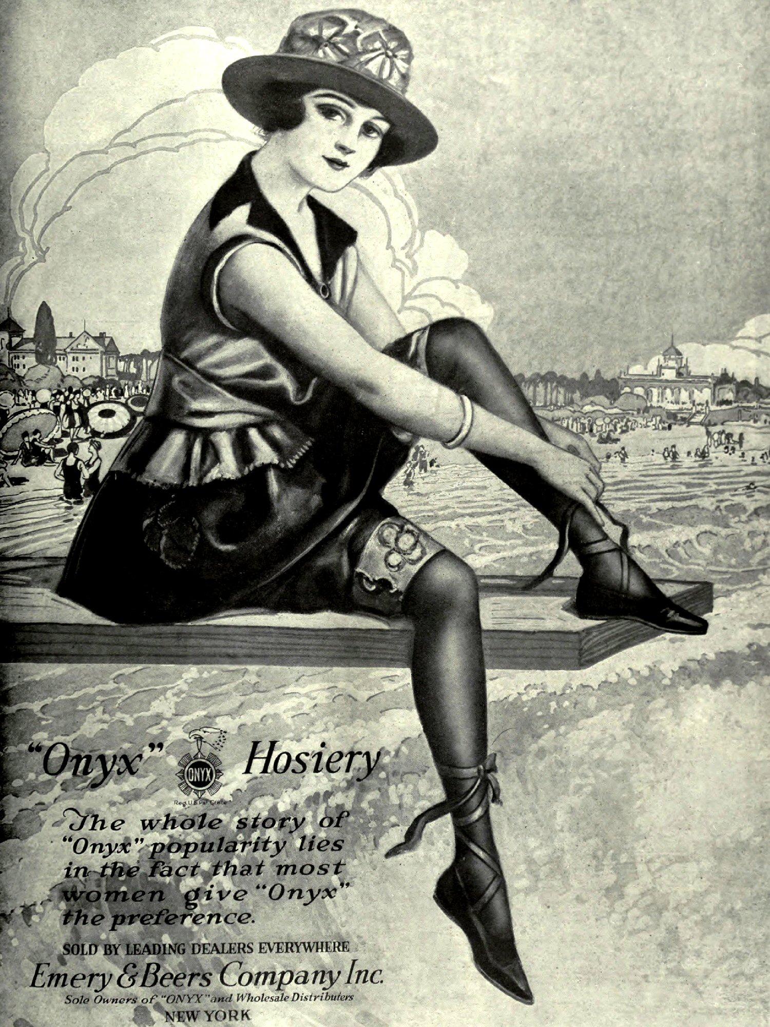 Vintage nylon pictures