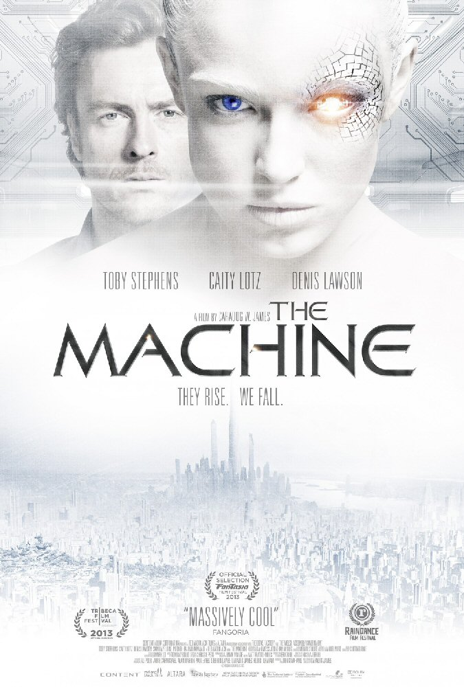movie-the machine