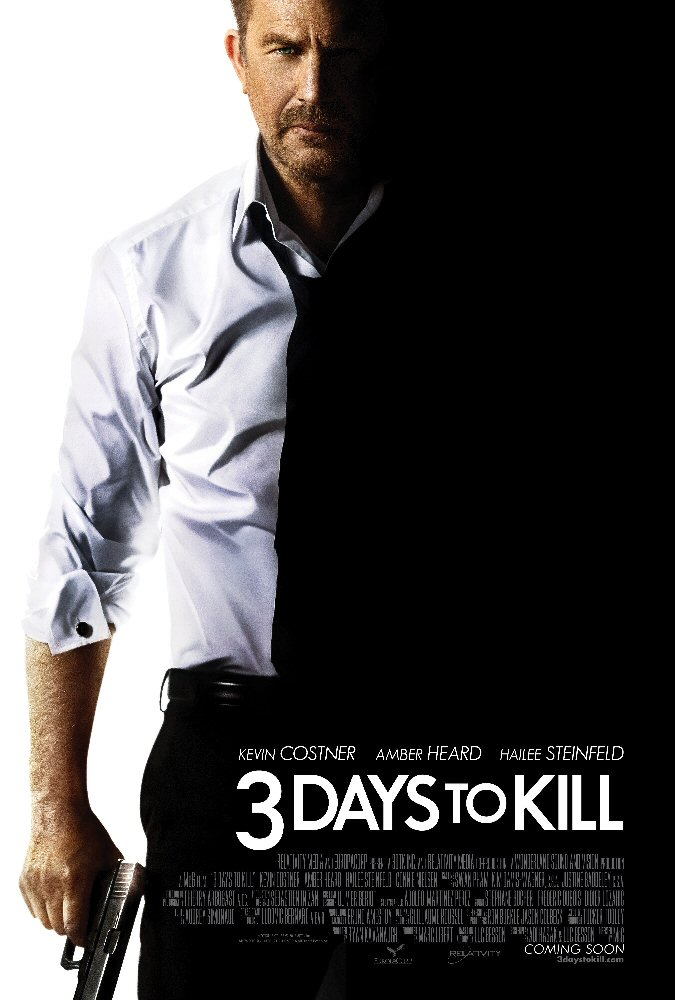 movie-3 days to kill