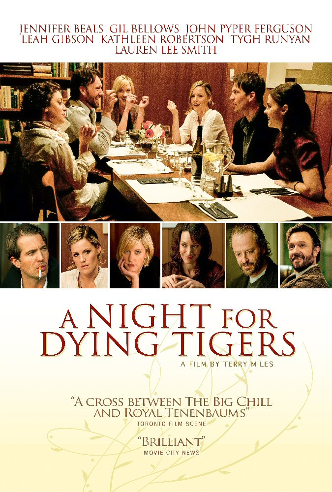 movie-night for dying tigers