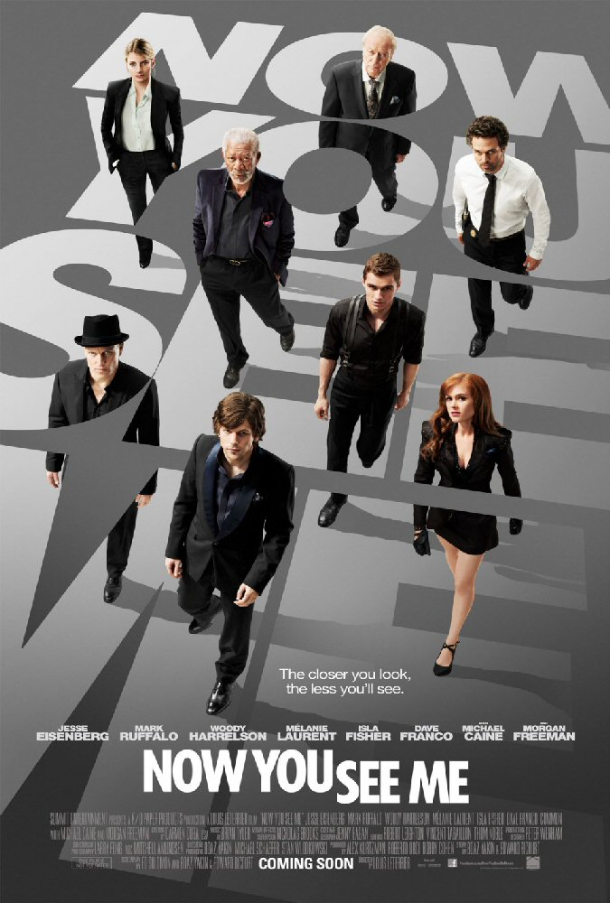 movie-now you see me