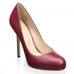 Shoe Fetish: Sergio Rossi Barbie Round Toe Pumps…