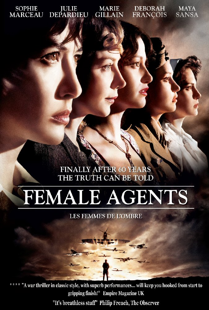movie-female agents
