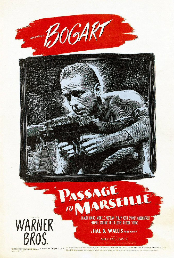 movie-passage to marseille