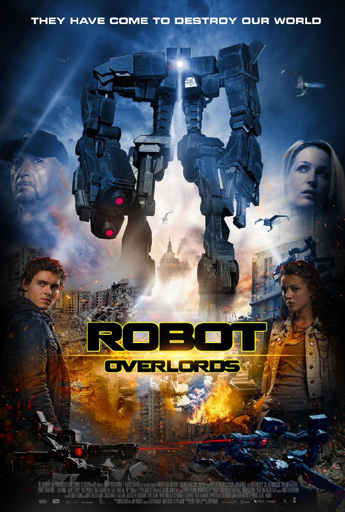 movie-robot overlords