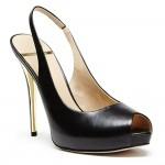 Shoe Fetish: Marciano Sato Slingbacks…