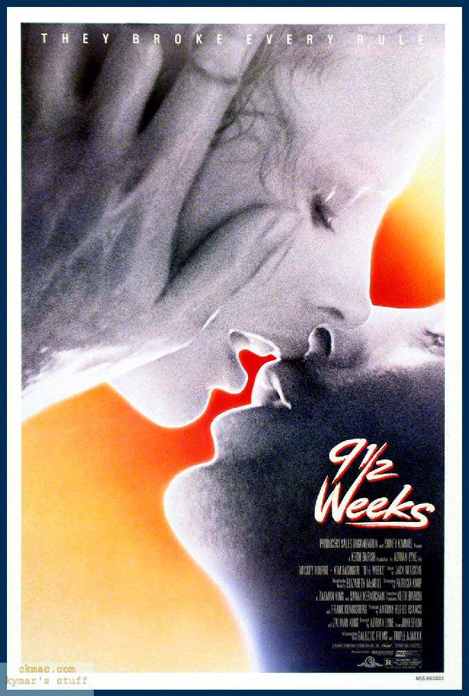 movie-nine half weeks