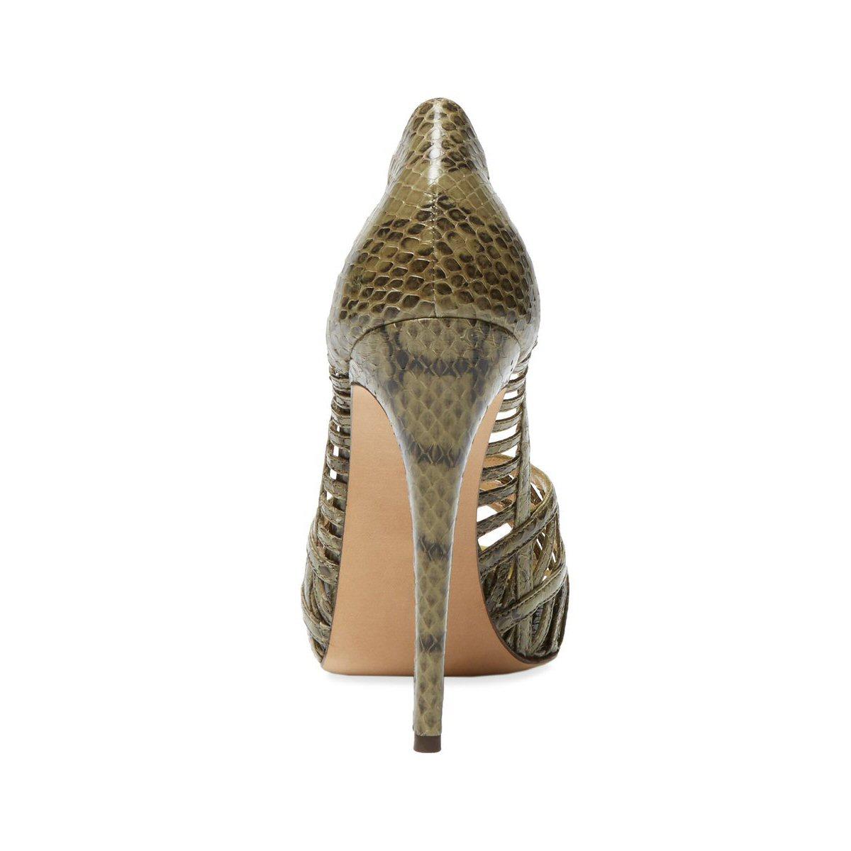 Birman Snakeskin Sandals-02