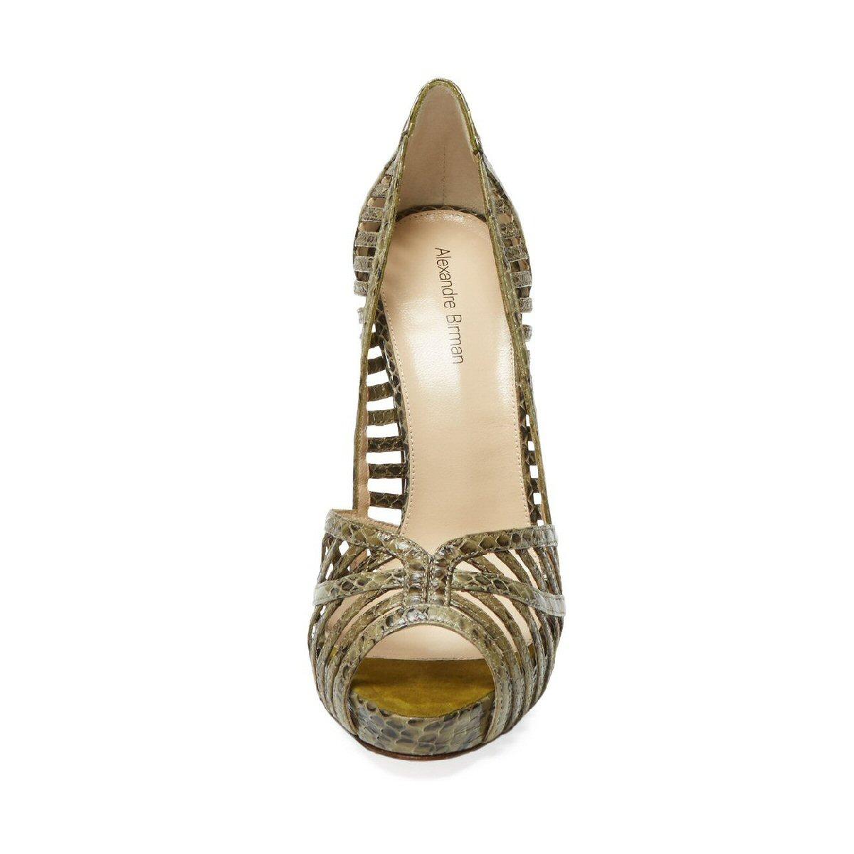 Birman Snakeskin Sandals-03