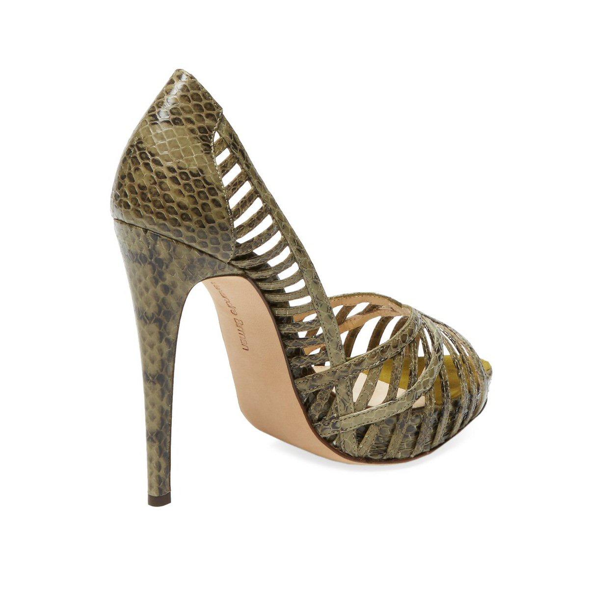 Birman Snakeskin Sandals-04