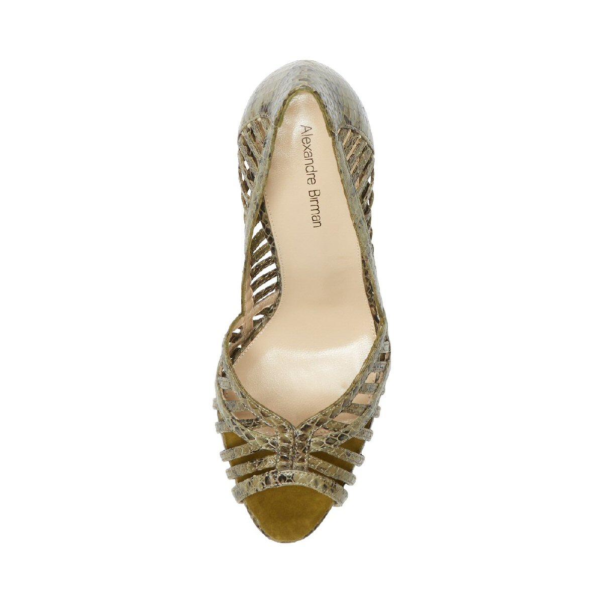 Birman Snakeskin Sandals-05