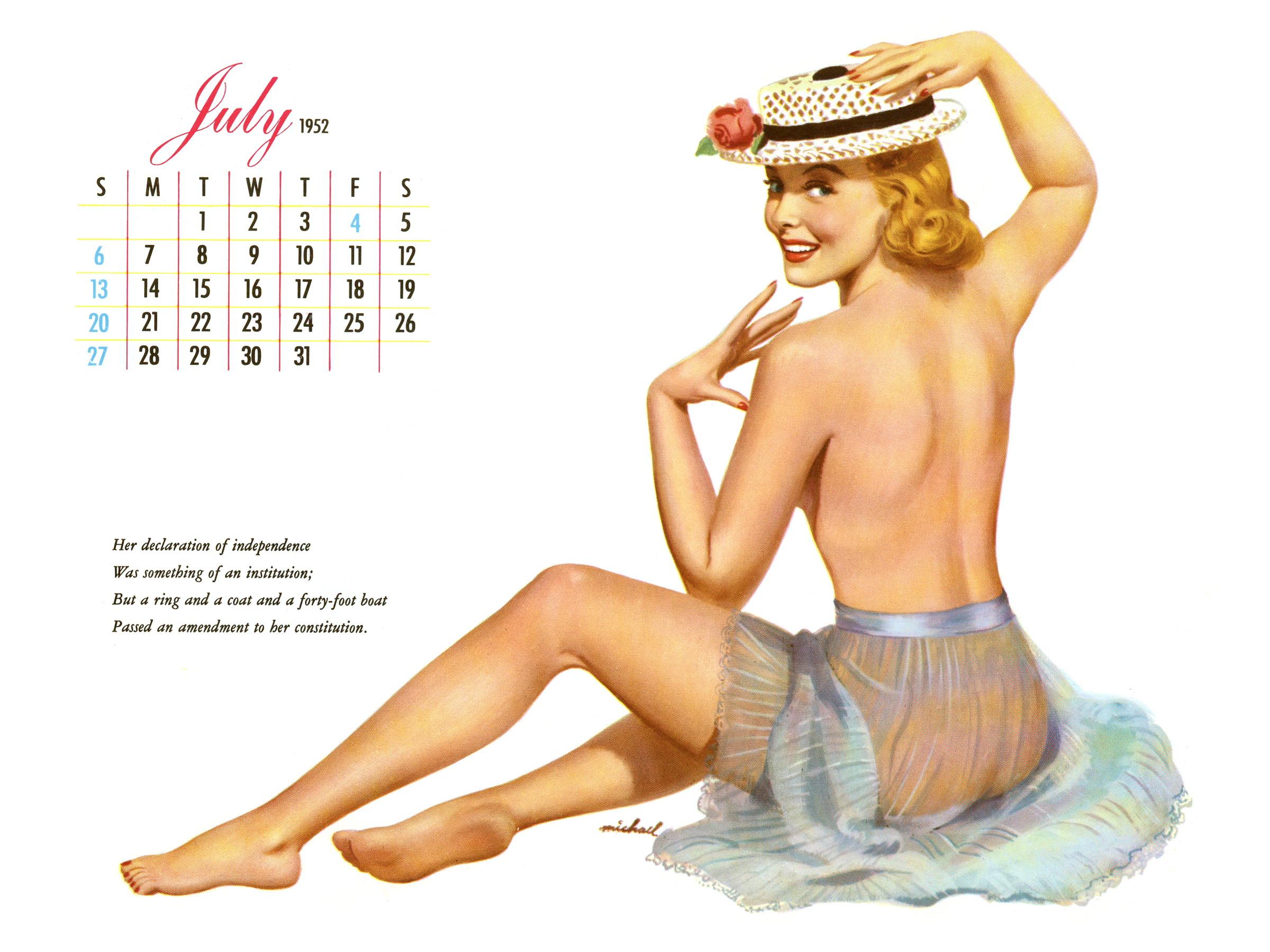 1952 Esquire-Calendar-07