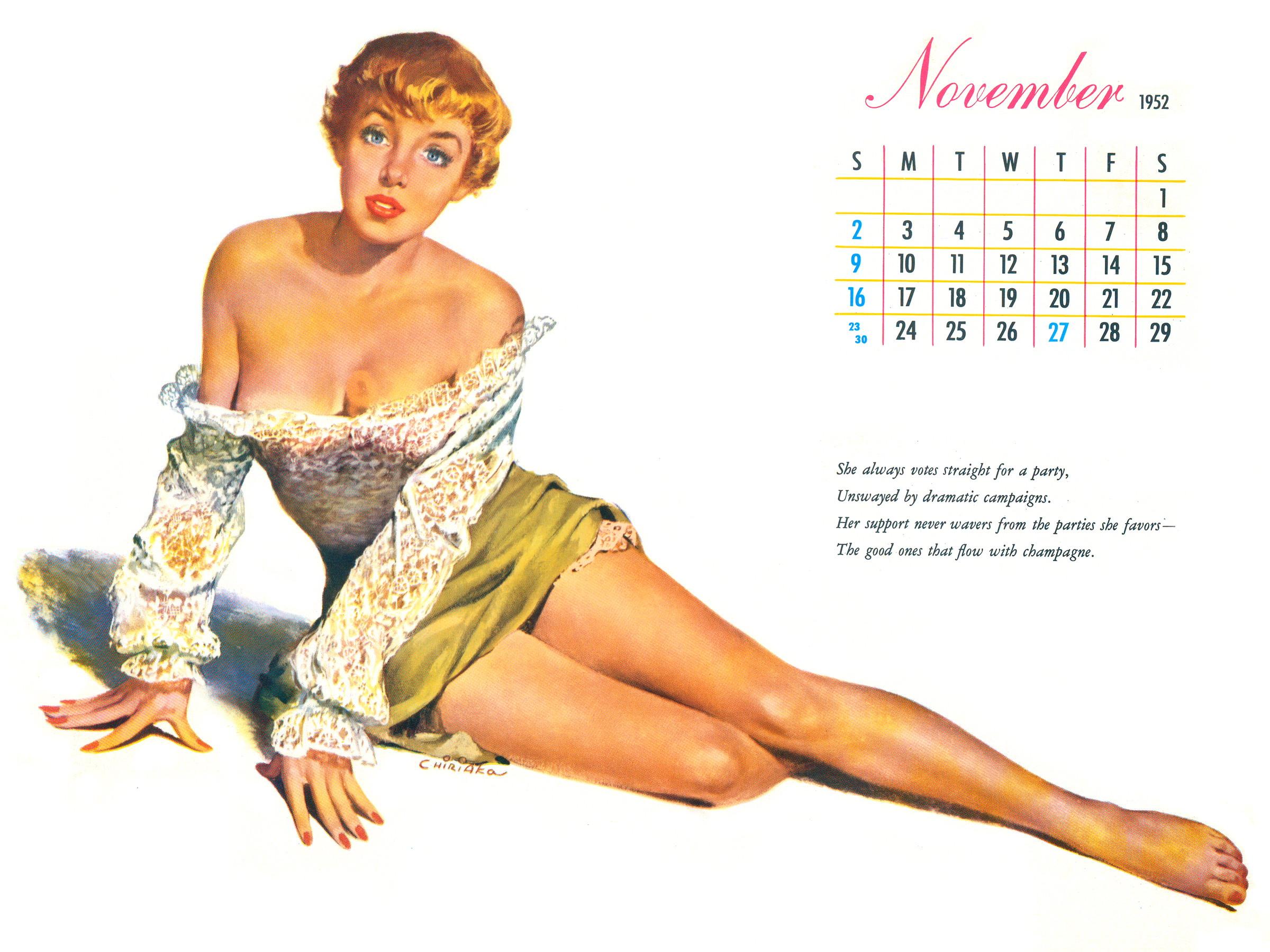 1952 Esquire-Calendar-11