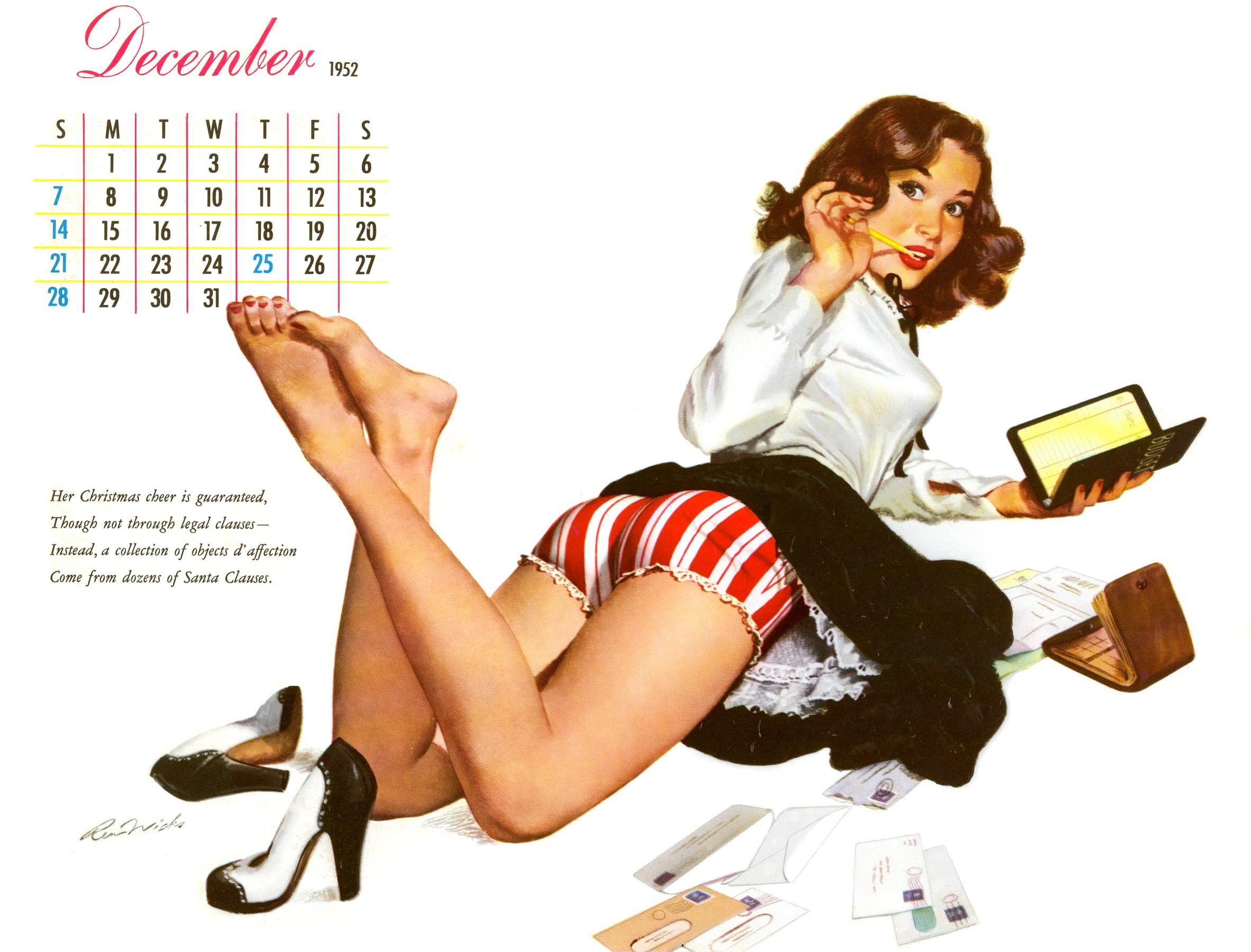 1952 Esquire-Calendar-12