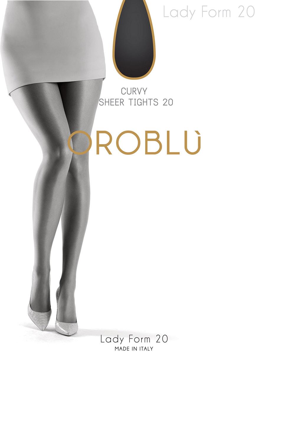 Oroblu Basic 15-16