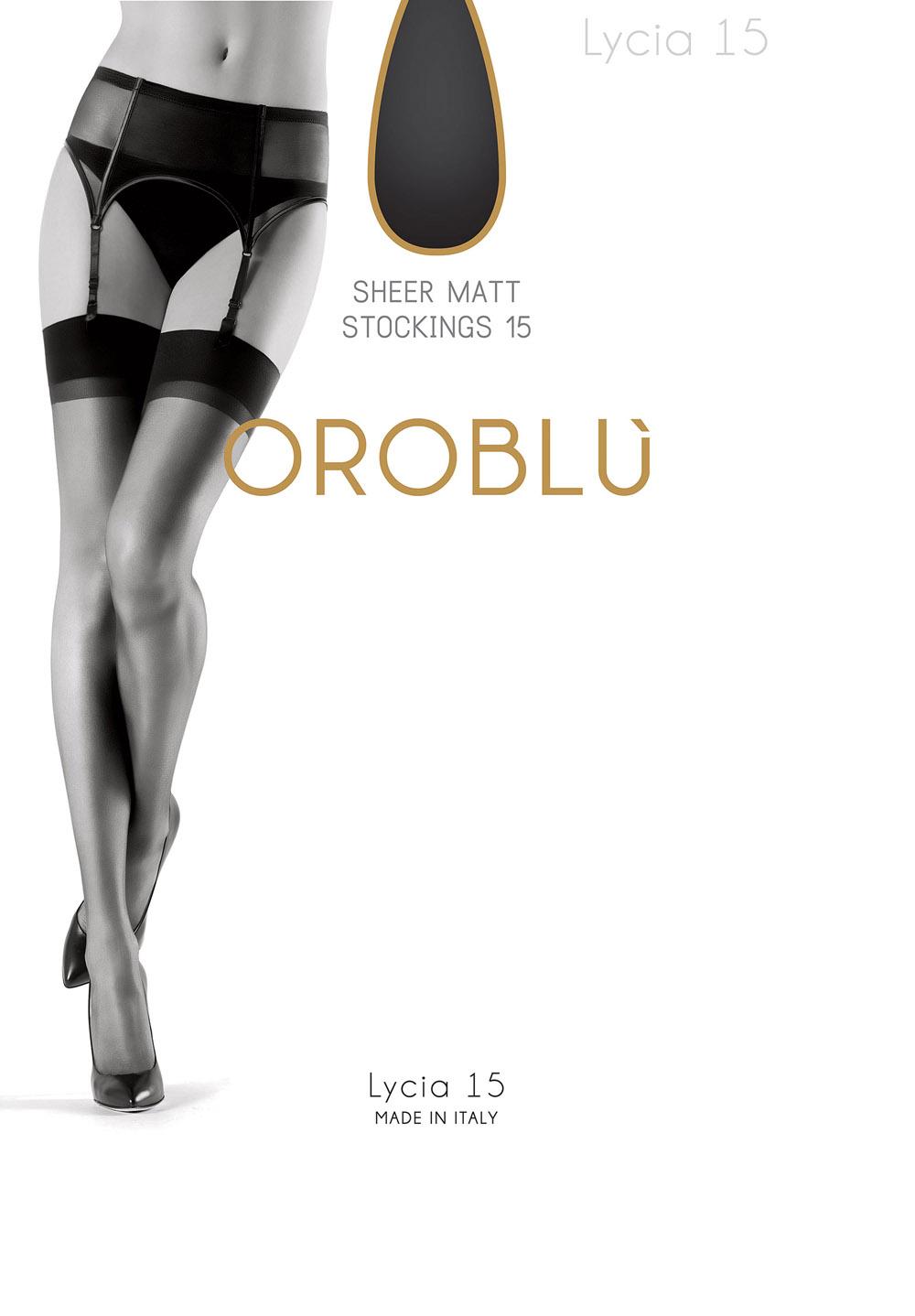 Oroblu Basic 15-17