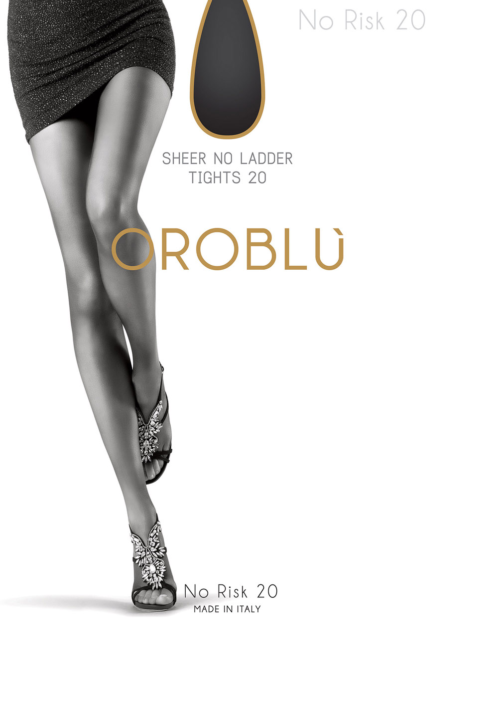 Oroblu Basic 15-19