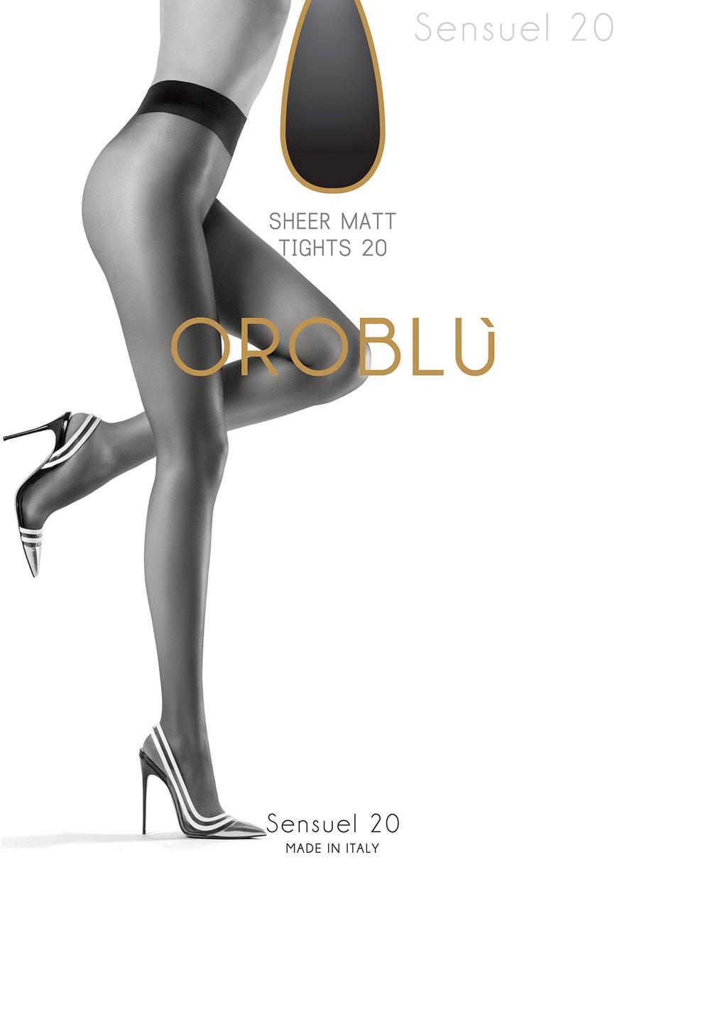 Oroblu Basic 15-27